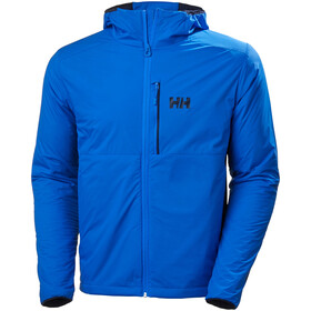Helly Hansen Odin Stretch Light Hooded Insulated Jacket Men, electric blue